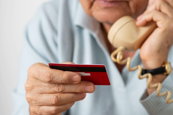 Frauds and Scams targeting Older Adults